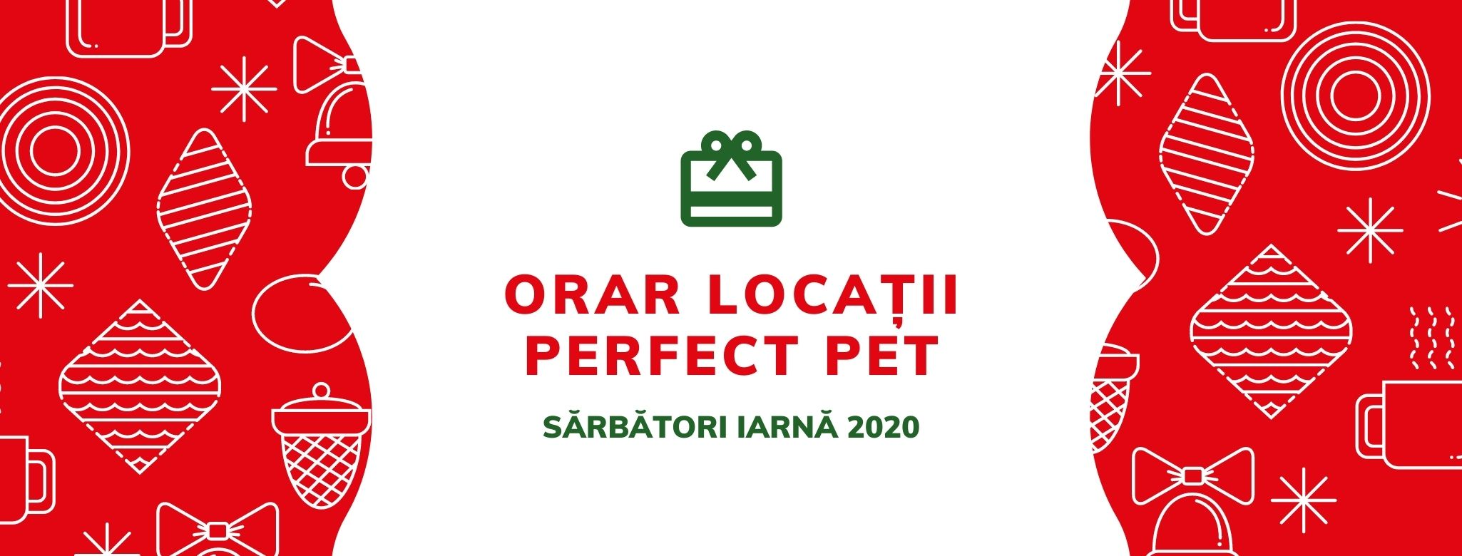 Program Perfect Pet Crăciun Revelion 2020